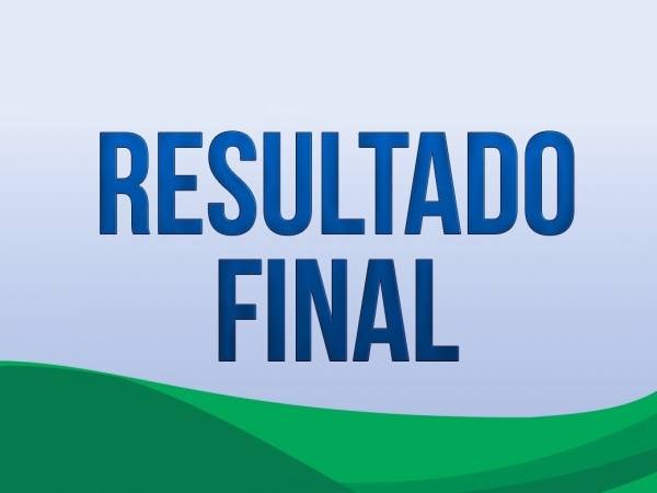 Resultado Final Seletivo SEMEC