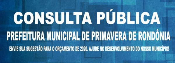 OPINE SOBRE A LOA DO MUNICIPIO